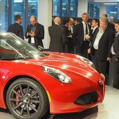 Congress Dinner at Alfa Romeo Museum